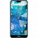"Deals List: Nokia 7.1 - Android 9.0 Pie - 64 GB - 12+5 MP Dual Camera - Dual SIM Unlocked Smartphone (at&T/T-Mobile/MetroPCS/Cricket/H2O) - 5.84"" FHD+ HDR Screen - Blue - U.S. Warranty"