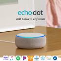 Deals List: 3-Pack Amazon Echo Dot 3rd Generation Speaker