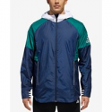 Deals List: Adidas Mens Sport ID Colorblocked Hooded Jacket