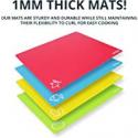 Deals List: 4-PK Extra Thick Flexible Plastic Cutting Board Mats