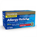 Deals List: GoodSense Allergy Relief Loratadine Tablets, 10 mg, 365Count Allergy Pills for Allergy Relief