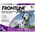 Deals List: Frontline Plus for Dogs 4588 lbs Purple 6 Month