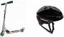Deals List:  Razor A2 Kick Scooter W/ Black Helmet