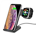 Deals List: Nerdi 2 in 1 Phone Wireless Charger and Apple Watch Stand Holder