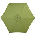 Deals List: Living Accents Peyton 9 ft. Tiltable Green Patio Umbrella