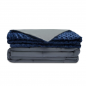 """Deals List: Quility Premium Adult Weighted Blanket & Removable Cover 