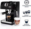 Deals List: De'Longhi ECP3120 15 Bar Espresso Machine with Advanced Cappuccino System Black/Stainless Steel