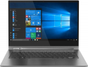 """Deals List: Lenovo - Yoga C930 2-in-1 13.9"""" Touch-Screen Laptop - Intel Core i7 - 12GB Memory - 256GB Solid State Drive - Iron Gray, 81C4000HUS"""