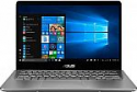 """Deals List: ASUS - 2-in-1 14"""" Touch-Screen Laptop - Intel Core i5 - 8GB Memory - 128GB Solid State Drive - Light Gray, Q405UA-BI5T7"""