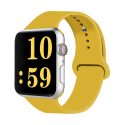 Deals List: VATI Sport Band Compatible with Apple Watch Band 44mm 42mm 40mm 38mm, Soft Silicone Sport Strap Replacement Bands Compatible with iWatch Apple Watch Series 4/3/2/1 S/M M/L