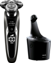 Deals List: Philips Norelco - 9700 Clean & Charge Wet/Dry Electric Shaver - Black, S9721/84