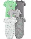 Deals List: 5-Pack Carters Baby Boys & Girls Bodysuits