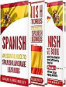 Deals List: Spanish: Learn Spanish For Beginners Including Spanish Grammar, Spanish Short Stories and 1000+ Spanish Phrases