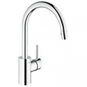Deals List: Concetto Single-Handle Pull-Down High Arc Kitchen Faucet