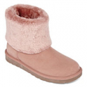 Deals List: Arizona Womens Shawn Flat Heel Pull-on Winter Boots