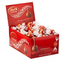 Deals List: 60-Count Lindt LINDOR Milk Chocolate Truffles 25.4oz