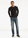Deals List: Levi's Men's 505 Regular Fit Jeans