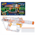 Deals List: Evader Modulus Nerf Motorized Light-Up Toy Blaster Includes 12 Official Nerf Darts, 12-Dart Clip, Light-Up Barrel Extension for Kids, Teens, and Adults