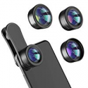 Deals List: Leknes Phone Camera Lens Clip on Cell Phone Lens Kits