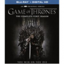 Deals List: Game of Thrones: The Complete First Season Blu-ray 5-Discs
