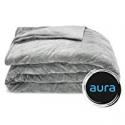 Deals List: 2-Piece Aura Premium Ultra Soft Weighted Blanket 60-in x 80-in