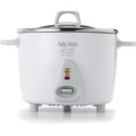 Deals List: Aroma Housewares Simply Stainless 14-Cup (Cooked) (7-Cup UNCOOKED) Rice Cooker, Stainless Steel Inner Pot (ARC-757SG)