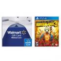 Deals List: Borderlands 3 PlayStation 4 + Free $10 Walmart Gift Card