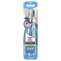 Deals List: Oral-B Pro-Health Clinical Pro-Flex Toothbrush with Flexing Sides, 40M - Medium, 2 Count