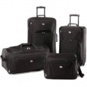 Deals List: American Tourister Fieldbrook XLT 4 Piece Set