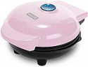 Deals List: Dash Mini Maker: The Mini Waffle Maker Machine for Individual Waffles, Paninis, Hash browns, & other on the go Breakfast, Lunch, or Snacks - Pink