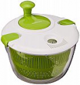 Deals List: Cuisinart CTG-00-SAS Salad Spinner, Green and White
