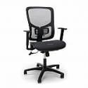 Deals List: OFM Essentials Collection Mesh Seat Ergonomic Office Chair With Lumbar Support, In Black (ESS-3055-BLK)