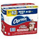 Deals List: 42-Rolls MegaPlus Charmin Ultra Strong Toilet Paper + $10 Target Gift Card