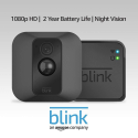 Deals List: Blink XT Home Security Camera System with Motion Detection, HD Video, and No Monthly Fees - 1 Camera Kit