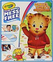 Deals List: Crayola 75-2392 Color Wonder, Daniel Tiger's Neighborhood, 18 Mess Free Coloring Pages, Gift for Age 3, 4, 5, 6