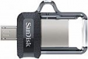 Deals List: SanDisk 64GB Ultra Dual Drive m3.0 for Android Devices and Computers - microUSB, USB 3.0 - SDDD3-064G-G46