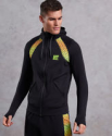 Deals List: Superdry Mens Training Gradient Zip Hoodie