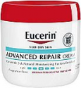 Deals List: Eucerin Advanced Repair Cream - Fragrance Free, Full Body Lotion for Very Dry Skin - 16 oz. Jar