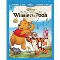 Deals List: The Many Adventures Of Winnie the Pooh Blu-ray + Digital Copy