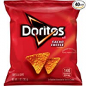 Deals List: Doritos Nacho Cheese Flavored Tortilla Chips, 1 oz (Pack of 40)