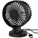 Deals List: Moucit 4-Inch USB Small Table Fan with Twin Turbo 2 Speeds