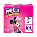 Deals List: Huggies Pull-Ups Learning Designs Potty Training Pants for Toddler Girls, 2T-3T (18-34 lb.), 94 Ct.