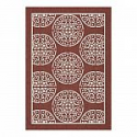Deals List: 5×7FT SONOMA Goods for Life Medallion Indoor Outdoor Rug