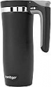 Deals List: Contigo Handled AUTOSEAL Travel Mug Vacuum-Insulated Stainless Steel Easy-Clean Lid, 16 oz, Black