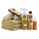Deals List: Chemical Guys HOL303 Leather Cleaner and Conditioner Care Kit 4. Fluid_Ounces