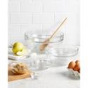 Deals List: Martha Stewart Collection 10-Pc. Glass Mixing Bowl Set