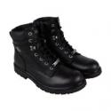 Deals List: Harley-davidson Austwell Black Mens Motorcycle Boots