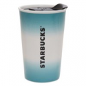Deals List: Starbucks 10 Ounce Double Wall Teal Tumbler with Lid