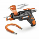 Deals List: WORX WX255L.2 SD Cordless Screw Driver with Screw Holder w/ Flexible Shaft