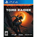 Deals List: Shadow Of The Tomb Raider Limited Steelbook Edition PS4 Used
